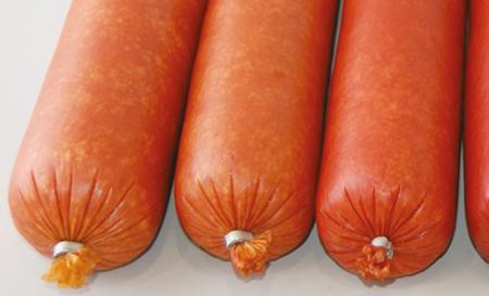 Коллагеновая колбасная оболочка «Вискофан Класс»
