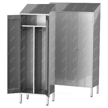 Шкаф металлический для инвентаря