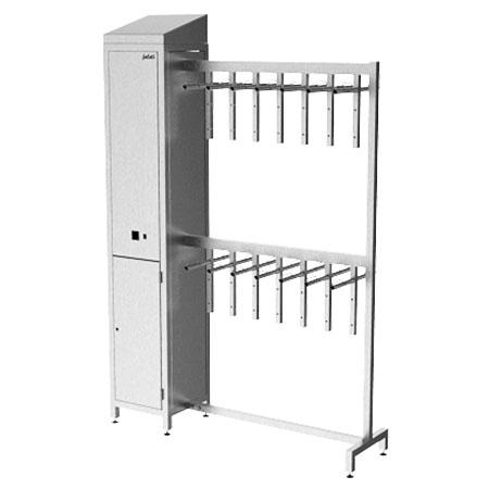 Шкаф для хранения и дезинфекции спецодежды ШД-Б