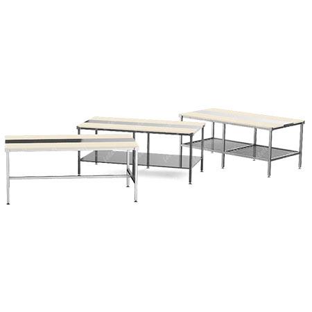 Столы производственные СПСП (с комбинированной столешницей)