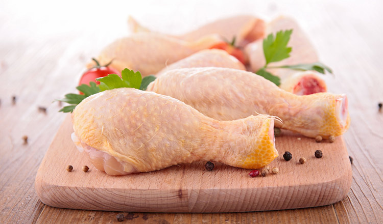 В январе-мае 2017 г. Украина экспортировала мяса птицы на 162 млн долл.