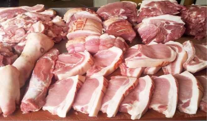 Экспорт свинины вырастет на 45%