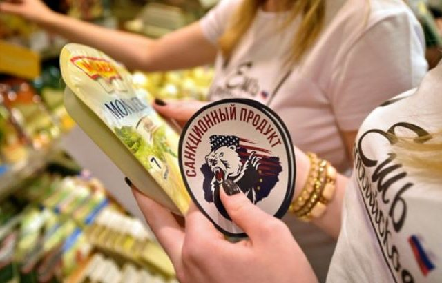 В России продолжат уничтожать санкционные продукты